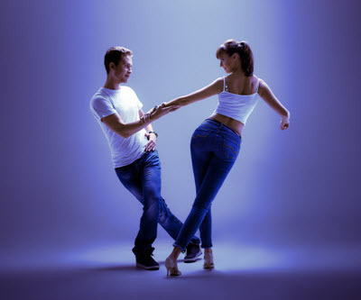 Dancing new couples therapy