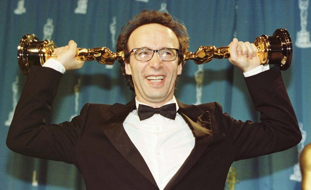 Photo of Director Roberto Benigni